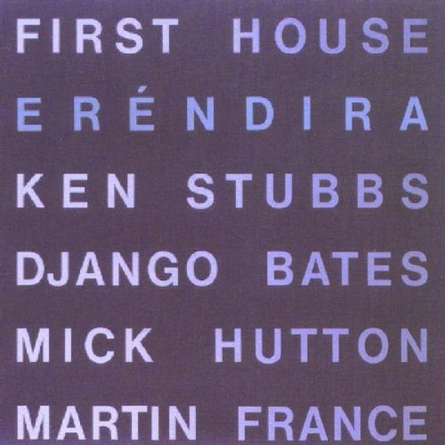 First House ERENDIRA Vinyl Record - UK Import