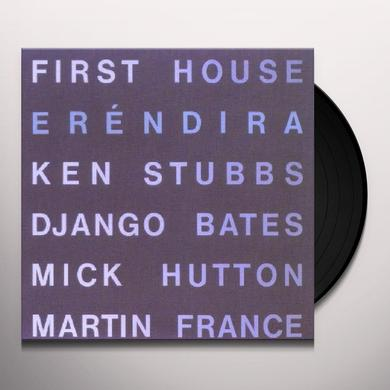 First House ERENDIRA Vinyl Record