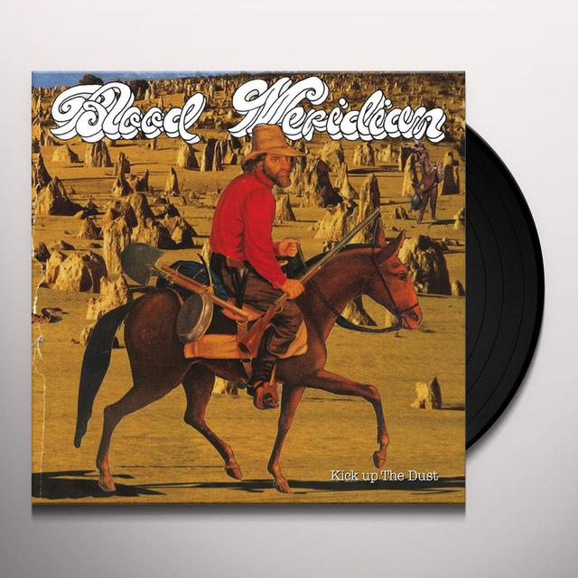 Blood Meridian KICK UP THE DUST Vinyl Record