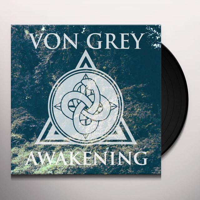 Von Grey AWAKENING Vinyl Record