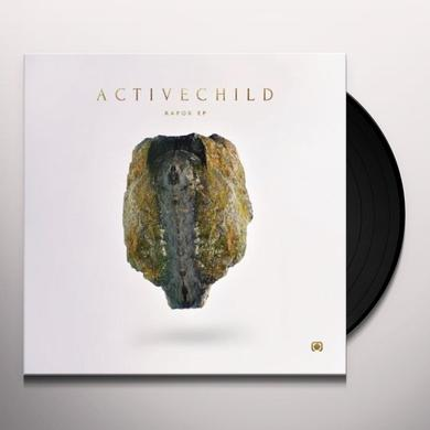 Active Child RAPOR  (EP) Vinyl Record - 10 Inch Single