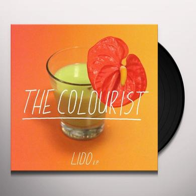 Colourist LIDO Vinyl Record