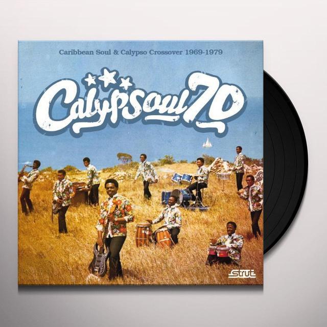 CALYPSOUL 70: CARIBBEAN SOUL & CALYPSOUL / VARIOUS Vinyl Record