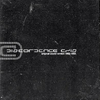 Discordance Axis ORIGINAL SOUND VERSION 1992-95 Vinyl Record