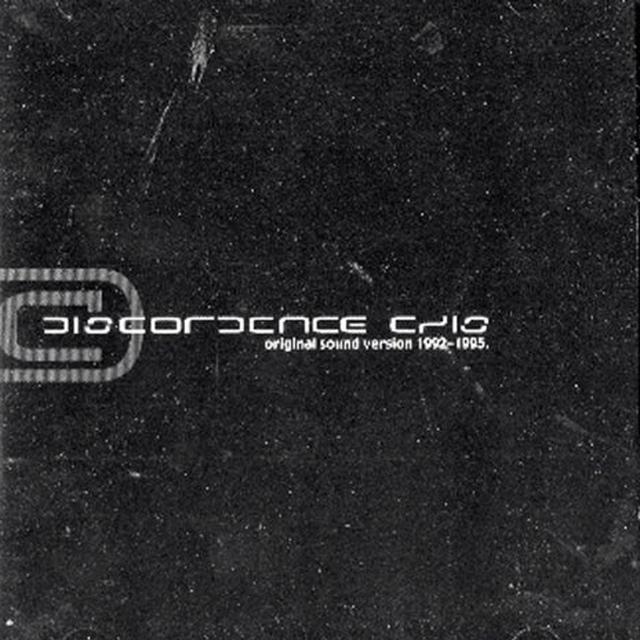 Discordance Axis ORIGINAL SOUND VERSION 1992-95 Vinyl Record