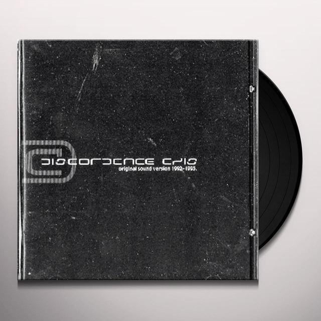 Discordance Axis ORIGINAL SOUND VERSION 1992-95 (WSV) Vinyl Record