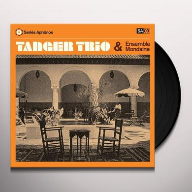 TANGER TRIO & ENSEMBLE MONDAINE Vinyl Record - w/CD, Deluxe Edition