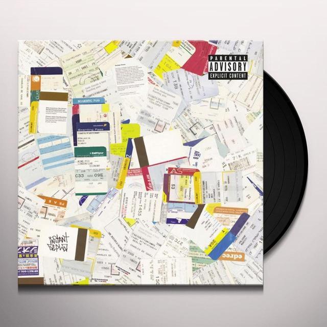 Feadz INSTANT ALPHA Vinyl Record