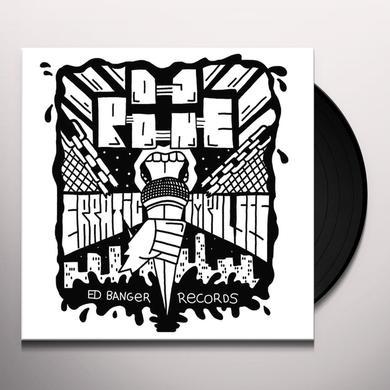 Dj Pone ERRATIC IMPULSES Vinyl Record
