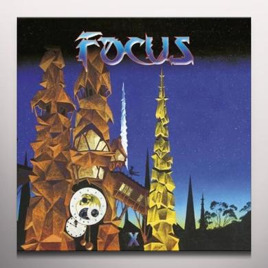 Focus X Vinyl Record - Colored Vinyl, Limited Edition, 180 Gram Pressing