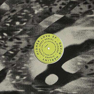 Gavin Herlihy HIGHER LOVE Vinyl Record