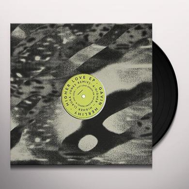 Gavin Herlihy HIGHER LOVE (EP) Vinyl Record