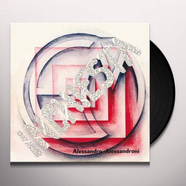 Alessandro Alessandroni INCHIESTA Vinyl Record