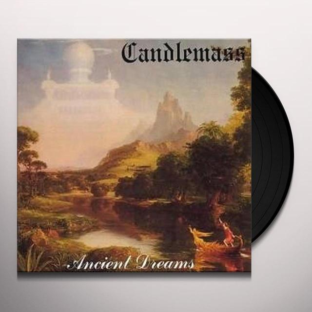 Candlemass ANCIENT DREAMS Vinyl Record