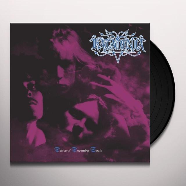 Katatonia DANCE OF DECEMBER SOULS Vinyl Record