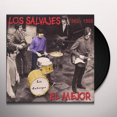 Los Salvajes 1965-1968 EL MEJOR Vinyl Record