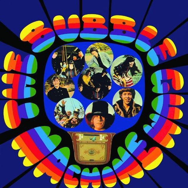 BUBBLE GUM MACHINE Vinyl Record