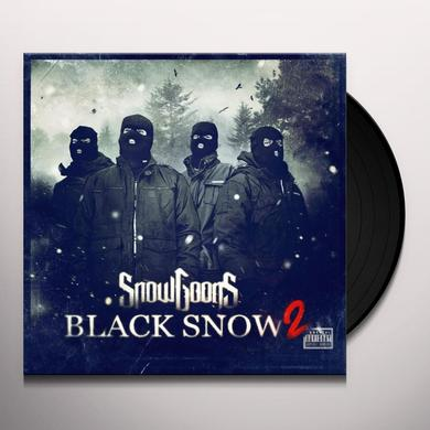 Snowgoons BLACK SNOW 2 Vinyl Record