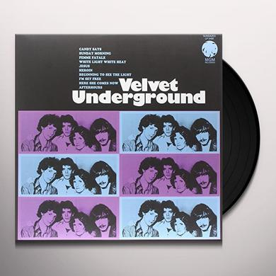 Velvet Underground GOLDEN ARCHIVE SERIES Vinyl Record