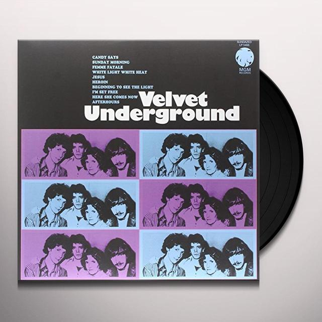 Velvet Underground GOLDEN ARCHIVE SERIES Vinyl Record