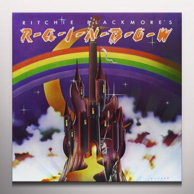 Rainbow RITCHIE BLACKMORE'S Vinyl Record - Colored Vinyl