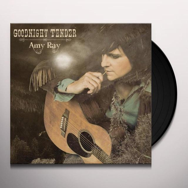 Amy Ray GOODNIGHT TENDER Vinyl Record