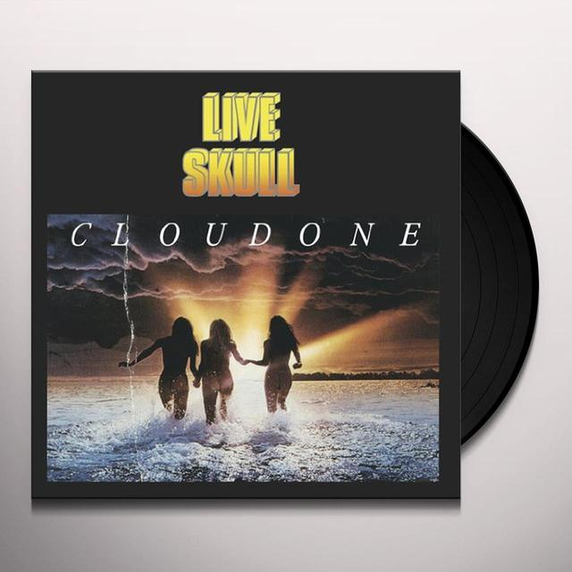 Live Skull CLOUD ONE Vinyl Record