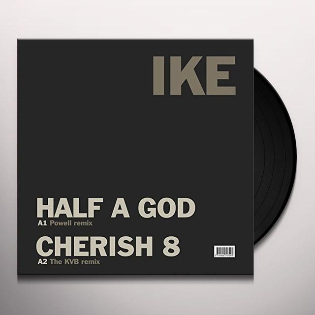 Ike Yard REMIX EP 3 Vinyl Record