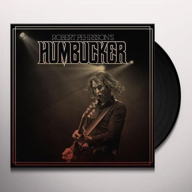 ROBERT PEHRSSON'S HUMBUCKER Vinyl Record