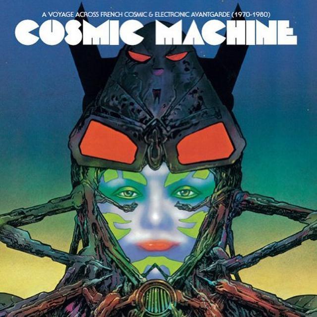 COSMIC MACHINE: VOYAGE ACROSS FRENCH COSMIC / VAR Vinyl Record