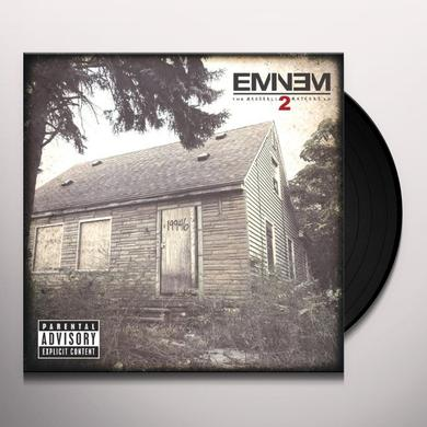 Eminem MARSHALL MATHERS LP2 Vinyl Record