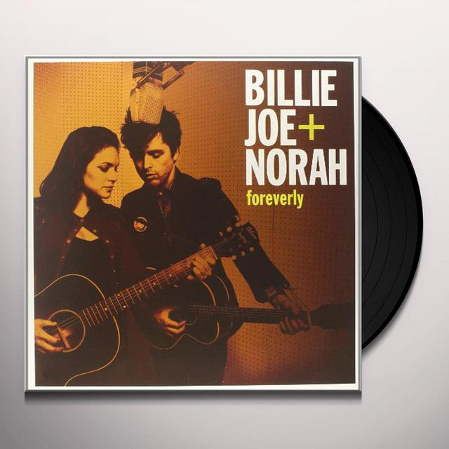 Norah Jones & Billie Joe FOREVERLY Vinyl Record