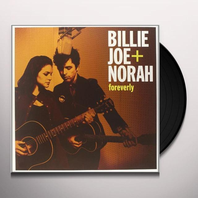 Norah Jones & Billie Joe FOREVERLY Vinyl Record