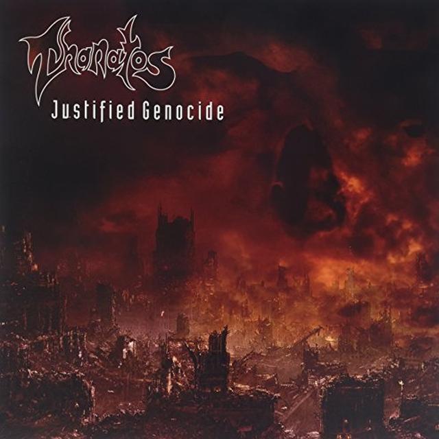 Thanatos JUSTIFIED GENOCIDE Vinyl Record