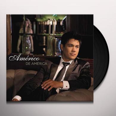 AMERICO DE AMERICA Vinyl Record
