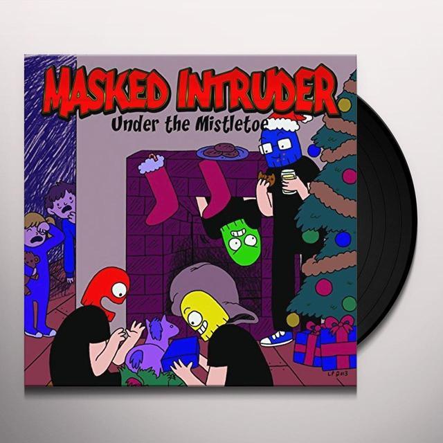 Masked Intruder UNDER THE MISTLETOE Vinyl Record