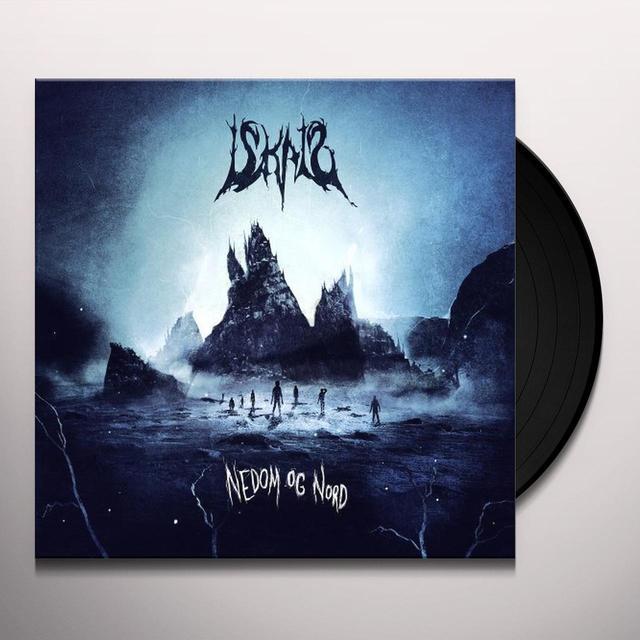 Iskald NEDOM OG NORD Vinyl Record - UK Import