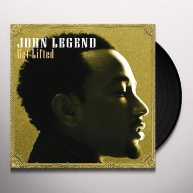 John Legend GET LIFTED Vinyl Record - 180 Gram Pressing