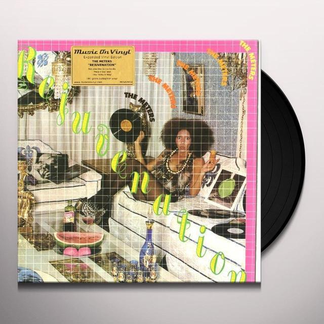 Meters REJUVENATION (BONUS TRACKS) Vinyl Record - 180 Gram Pressing