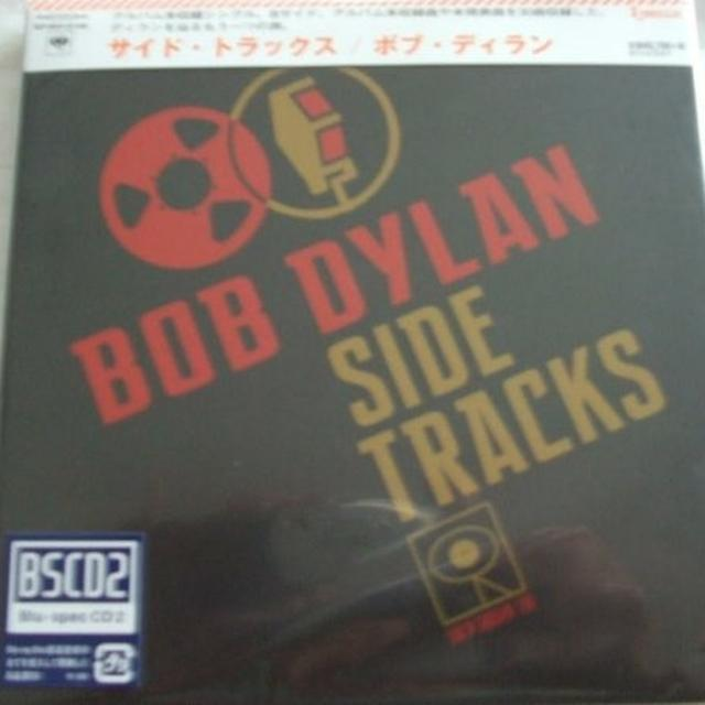 Bob Dylan SIDE TRACKS Vinyl Record - Limited Edition, 180 Gram Pressing