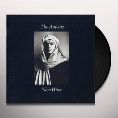 The Auteurs NEW WAVE Vinyl Record - 180 Gram Pressing, UK Import