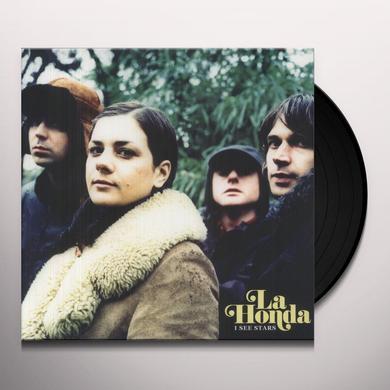 HONDA I SEE STARS Vinyl Record
