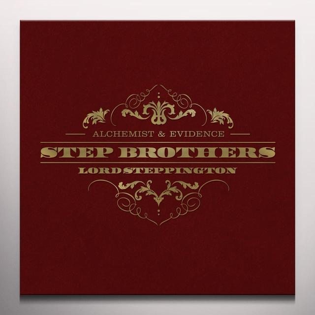 Step Brothers LORD STEPPINGTON Vinyl Record