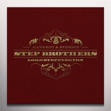 Step Brothers LORD STEPPINGTON Vinyl Record - Colored Vinyl, Digital Download Included