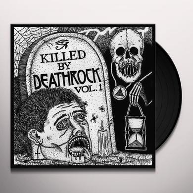 KILLED BY DEATHROCK 1 / VARIOUS Vinyl Record