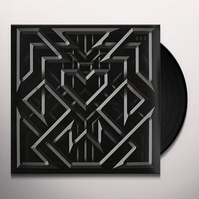Mario Basanov MACHINARIUM Vinyl Record
