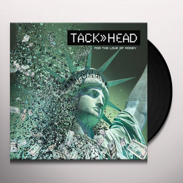 Tackhead FOR THE LOVE OF MONEY Vinyl Record