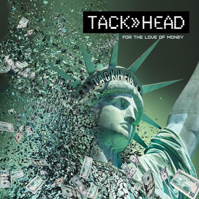 Tackhead FOR THE LOVE OF MONEY Vinyl Record