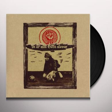 Thurston Moore / Mats Gustafsson VI AR ALLA GUDS SLAVAR Vinyl Record
