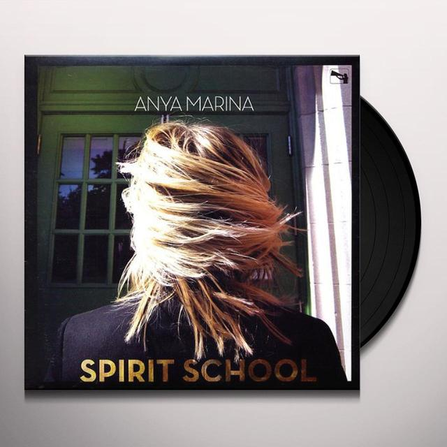 Anya Marina SPIRIT SCHOOL EP Vinyl Record